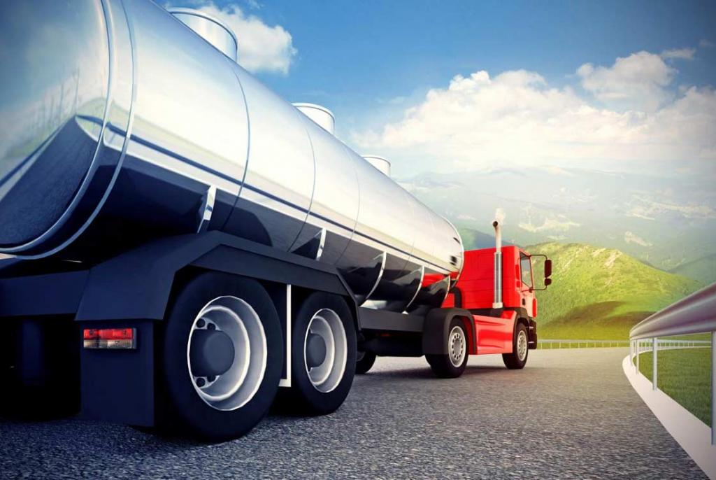 kamion cesta