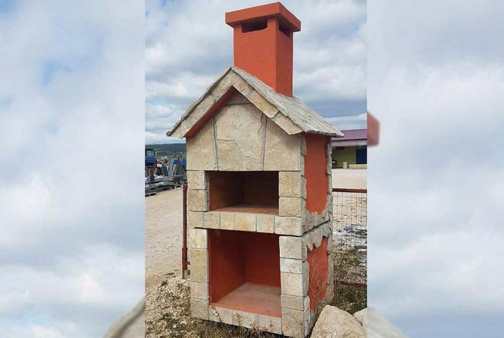 GALIR kamenoklesacka radnja