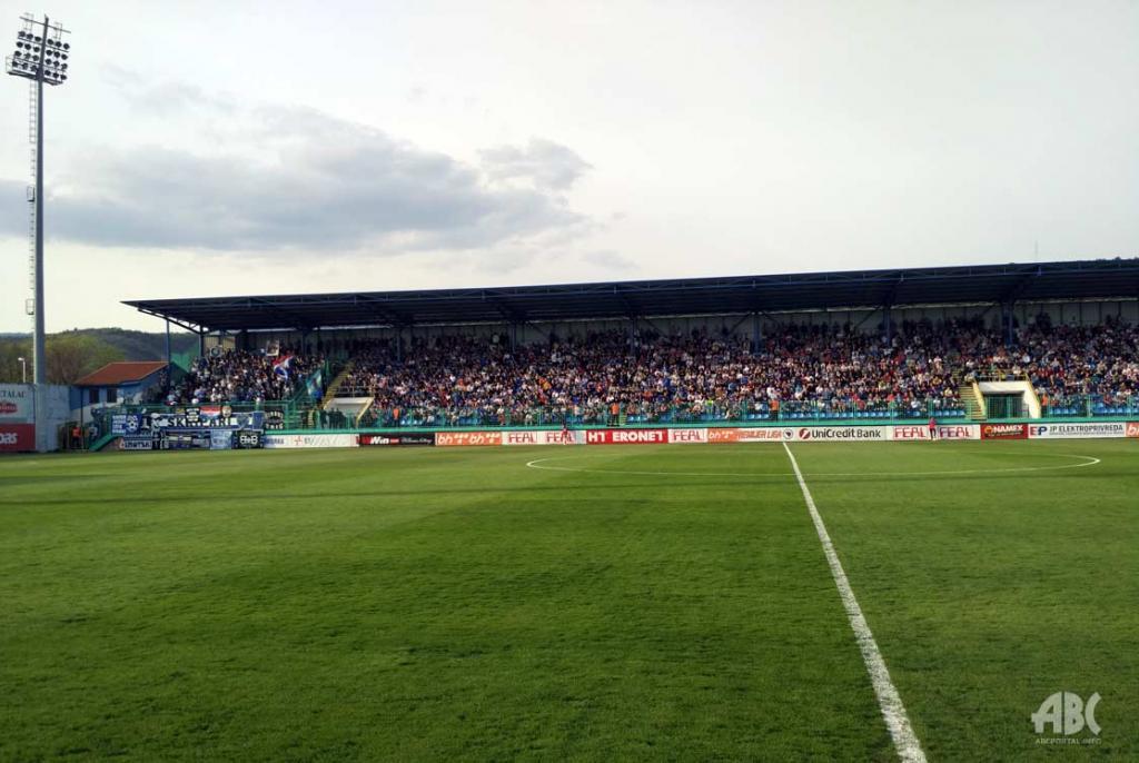 stadion pecara
