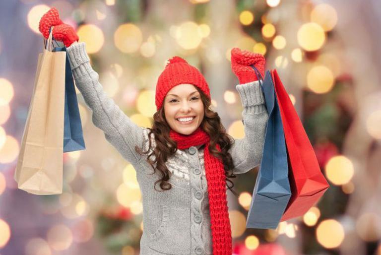 božićni shoping