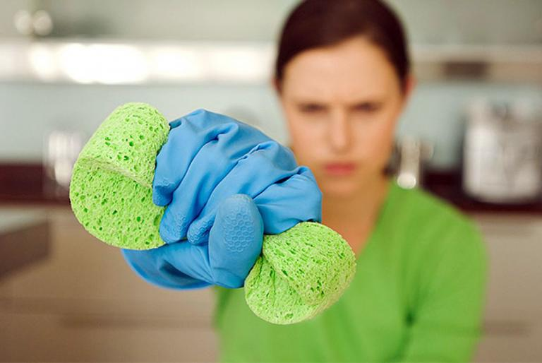 čišćenje žena