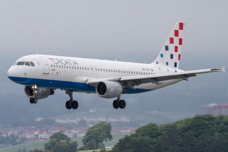 croatia airlines