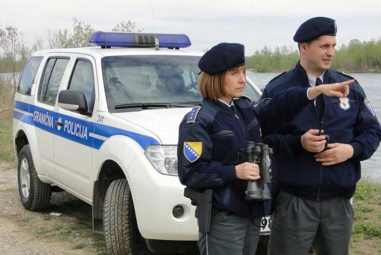 granična policija