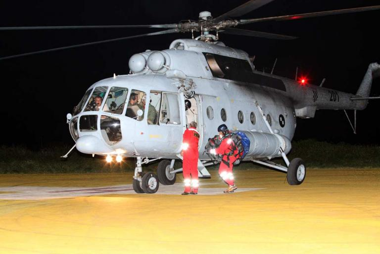 helikopter bolnica