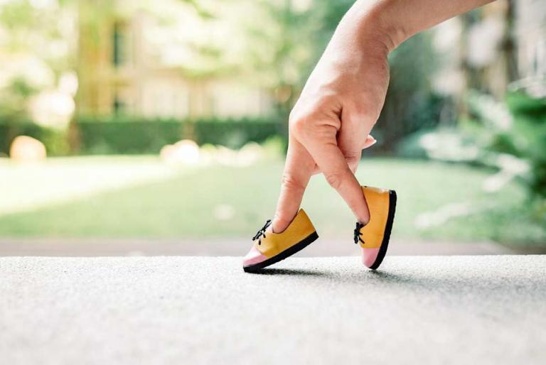 koraci maleni