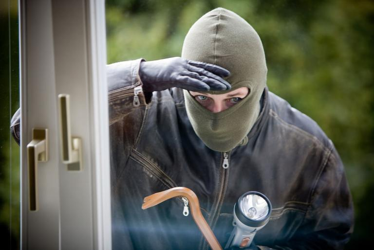 lopov provala