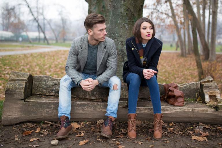 muškarac i žena
