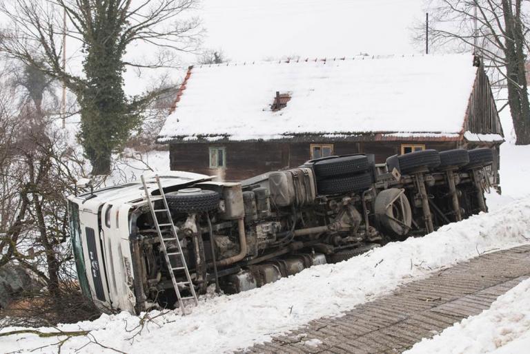 nesreća kamion