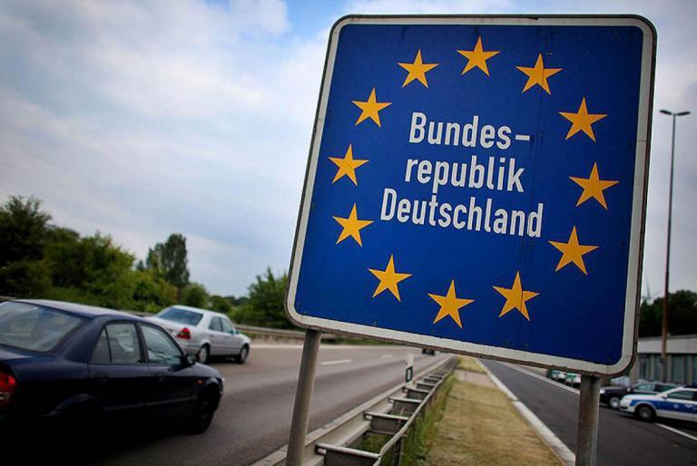 njemačka granica