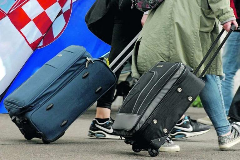 odlasci hrvatska
