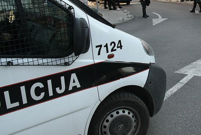 policija bus