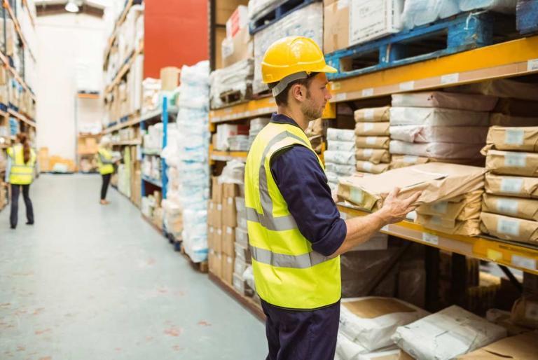 radnici skladište