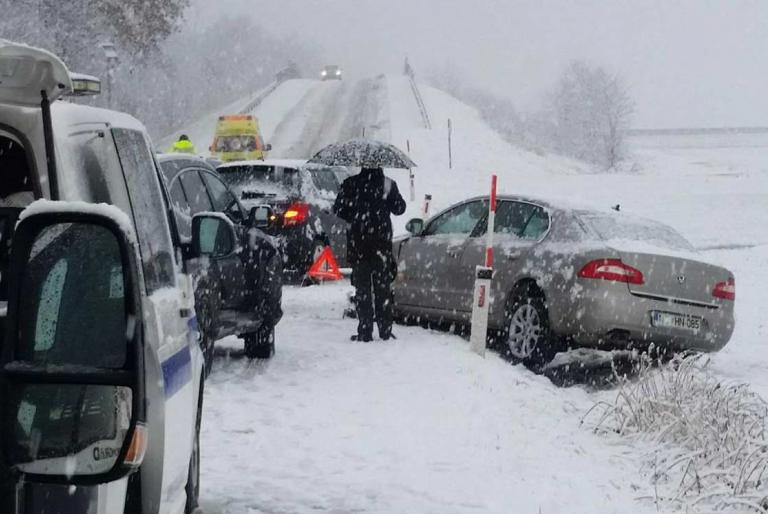 snijeg ceste