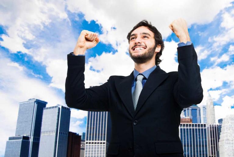 uspješan čovijek