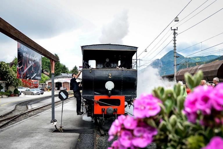 vlak lokomotiva