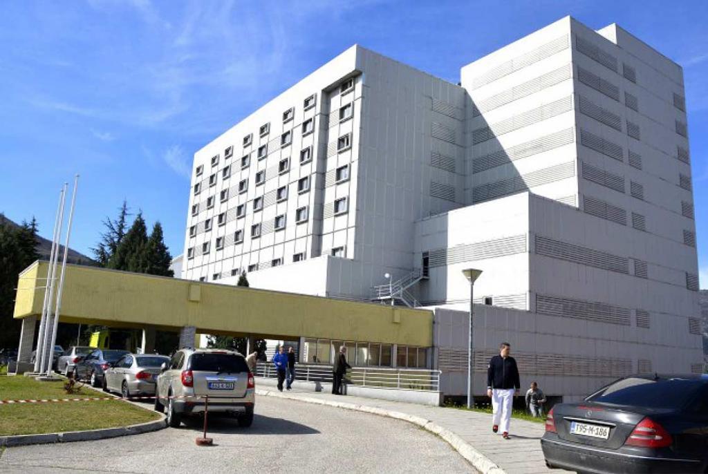 bolnica mostar