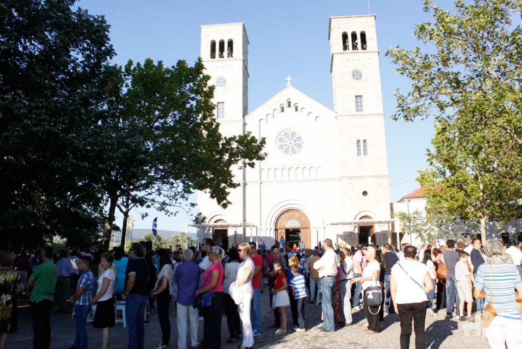 crkva na širokom