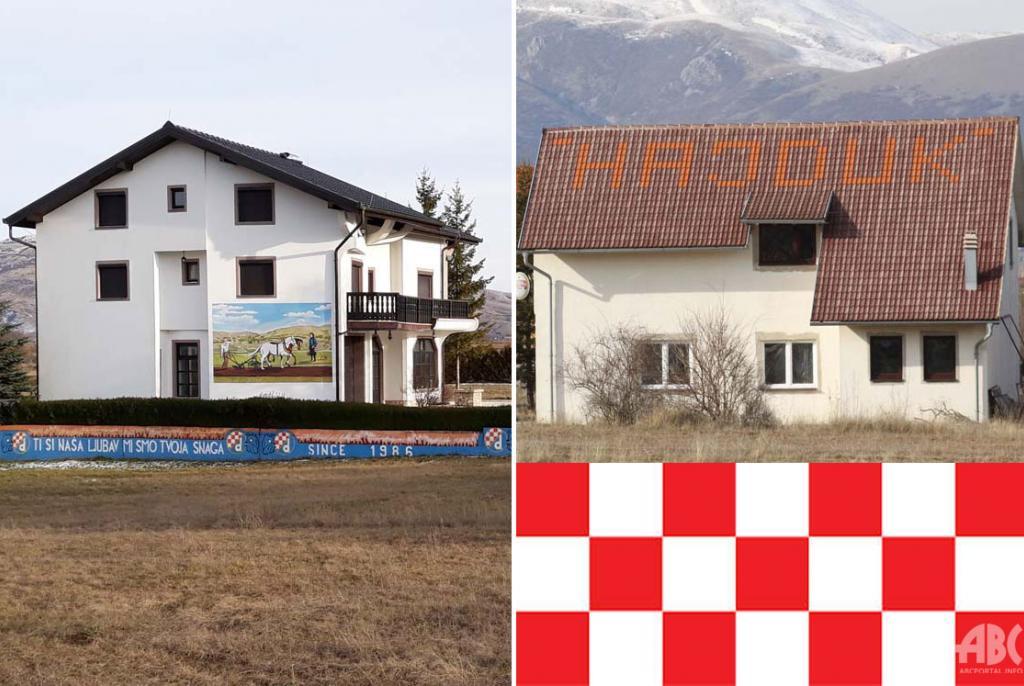 dinamo i hajduk kuće