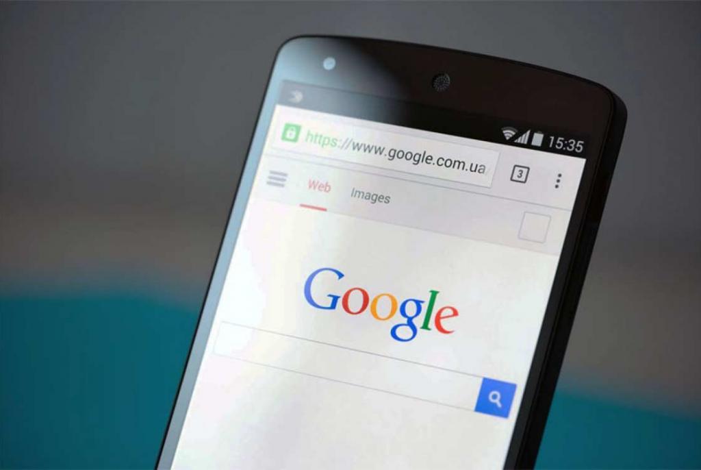 google mobilna