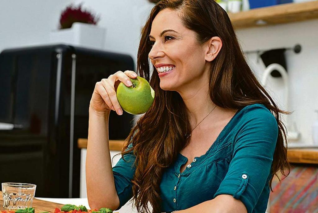 jesti jabuke