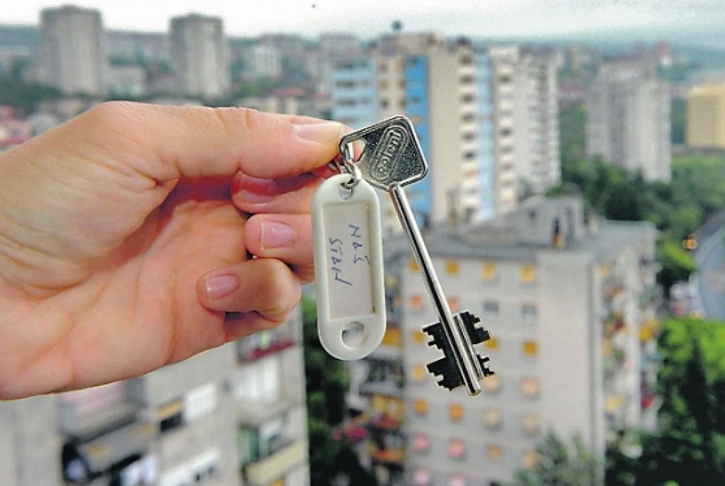 ključ stan