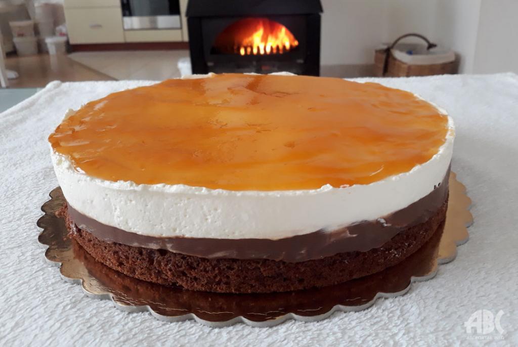 naranča torta