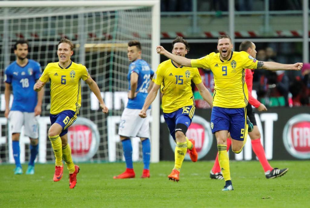nogomet švedska