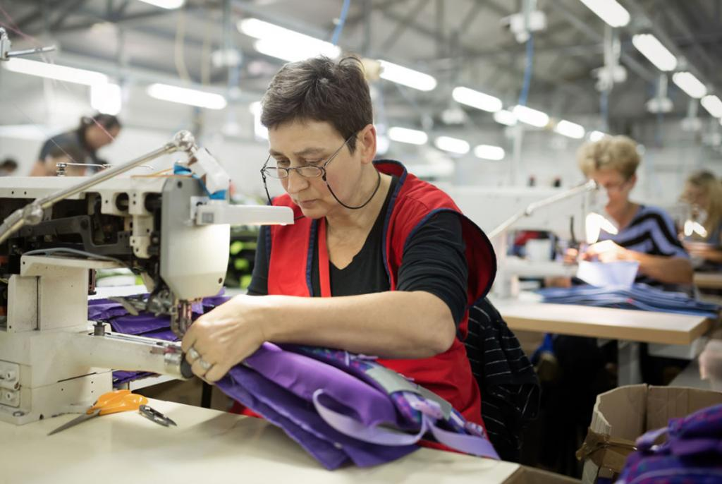 tekstilni radnici