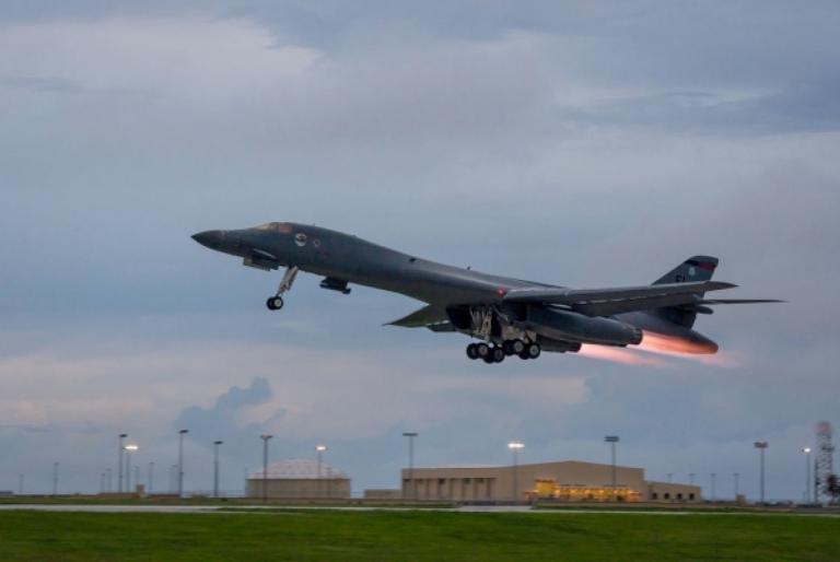 američki bombarderi