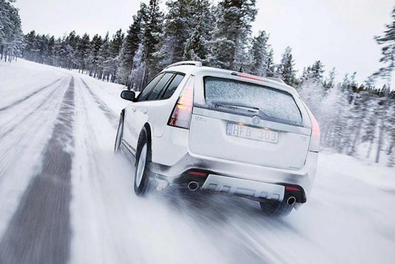 auto zimski uvjeti