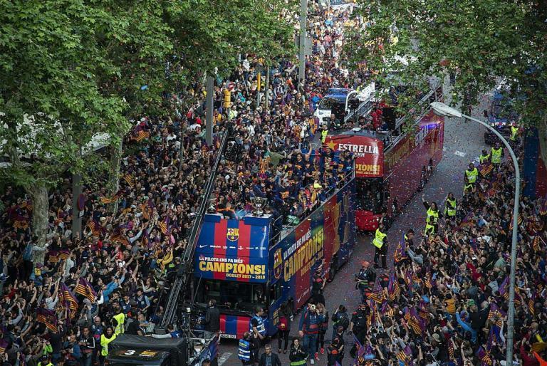 barcelona slavlje