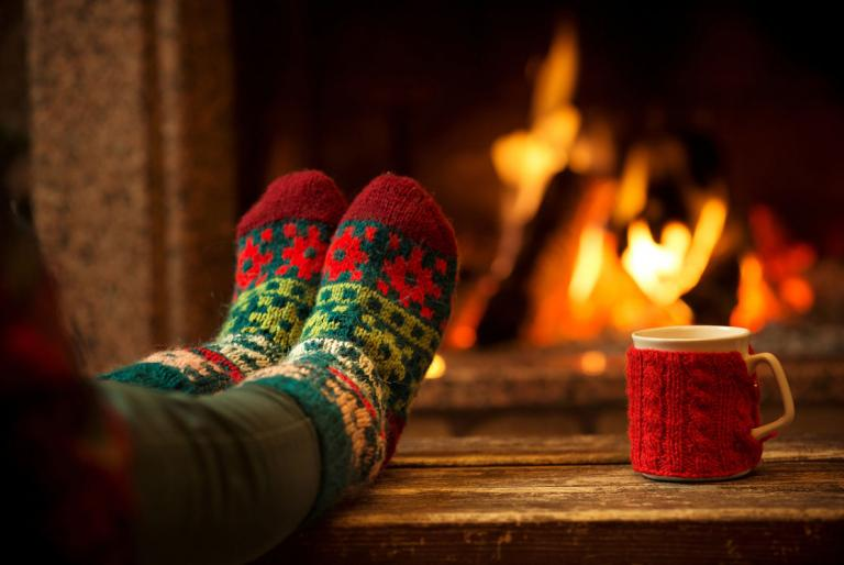 božićna hladnoća