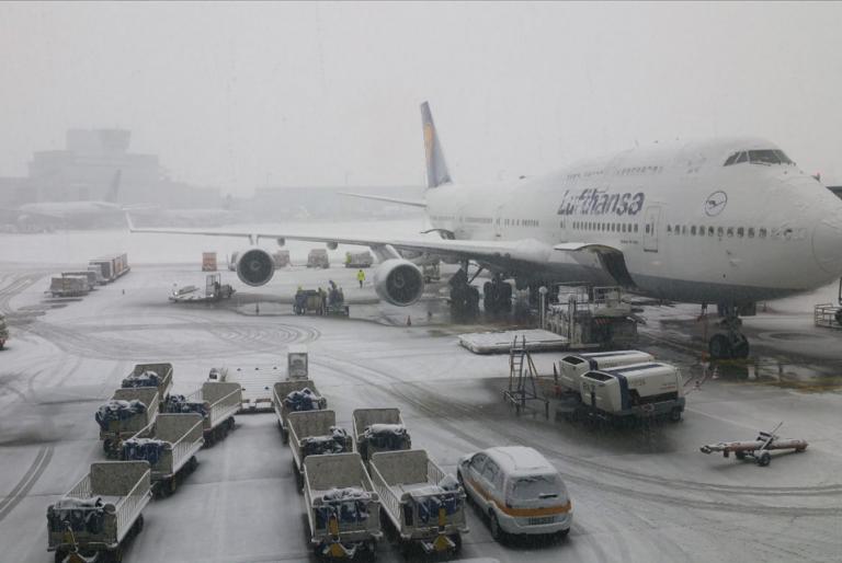 frankfurt snijeg