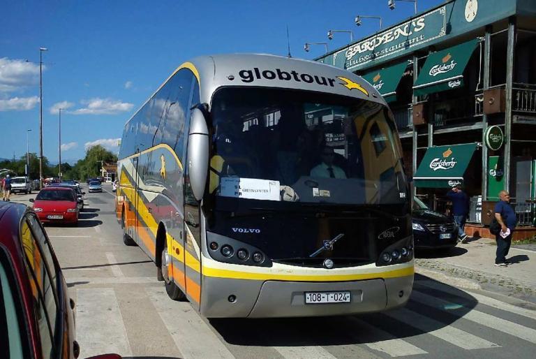 globtour bus
