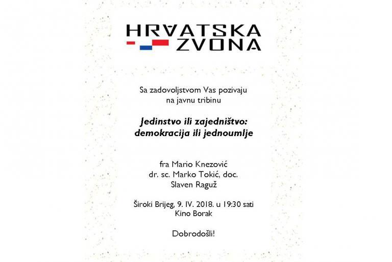 hrvatska zvona