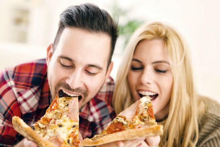 jesti pizzu