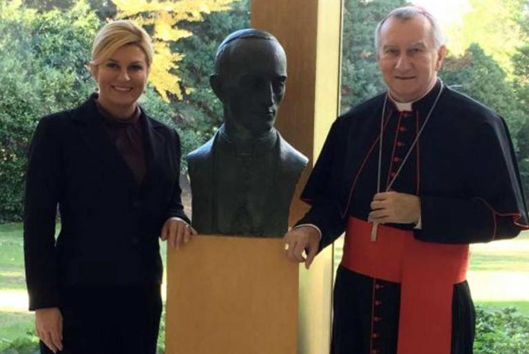 kolinda i vatikanski tajnik