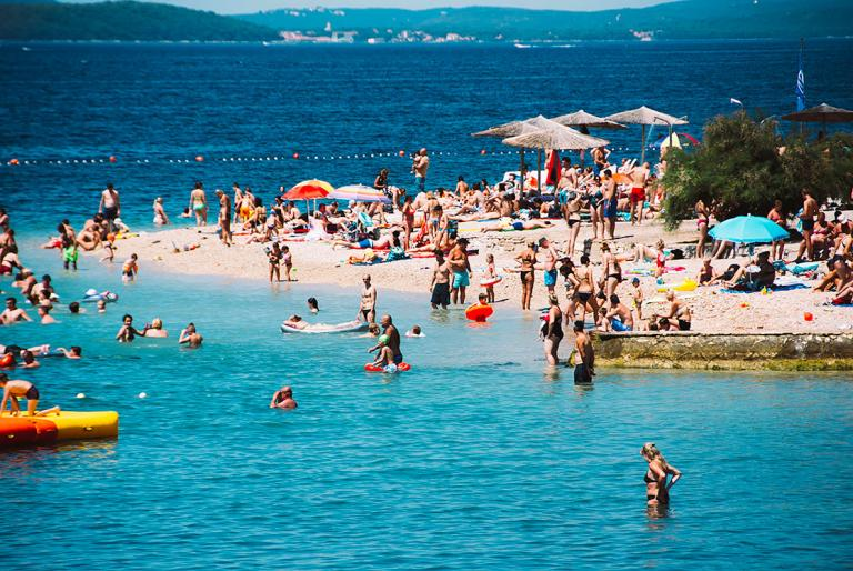 more plaža