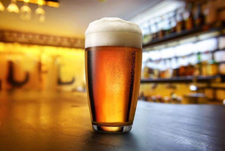 pivo čaša