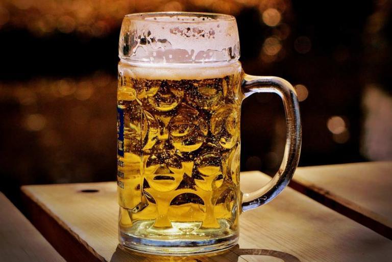 pivo krigla