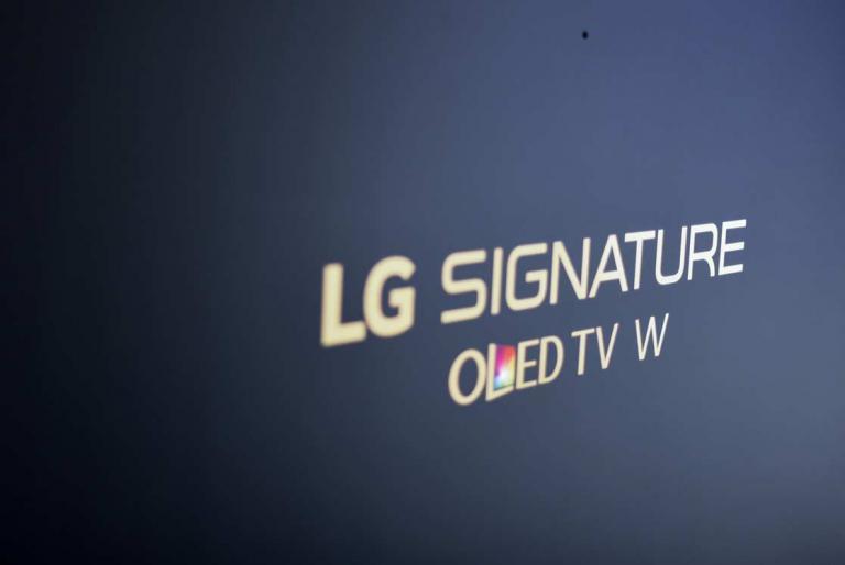 plakat LG
