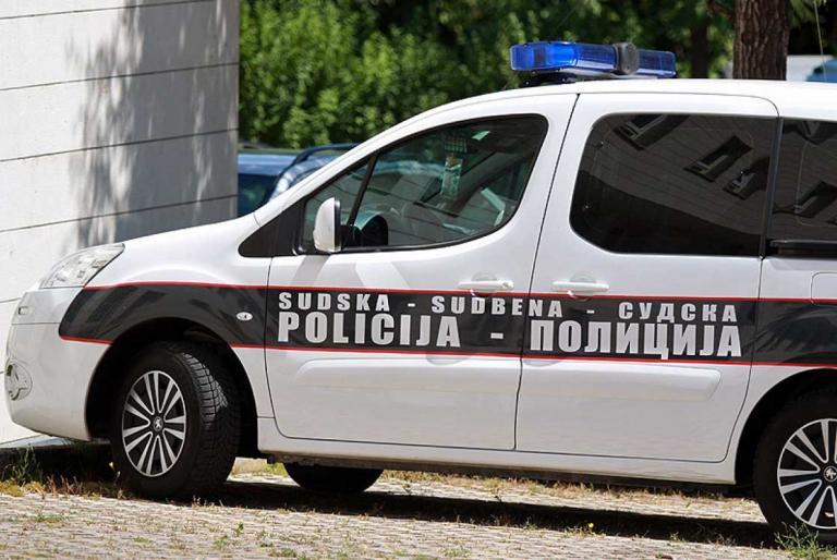 sudska policija